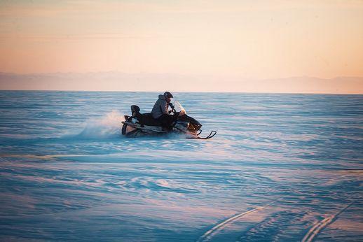 Байкальский лёд
