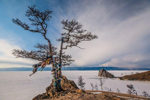 23 Февраля на Байкале