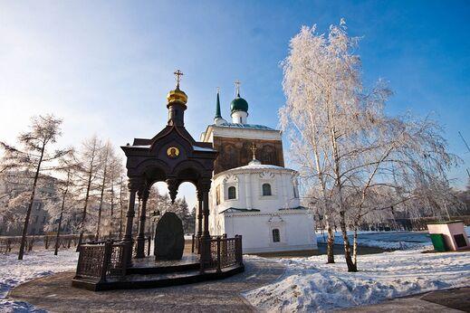 Новый год на Байкале 2018