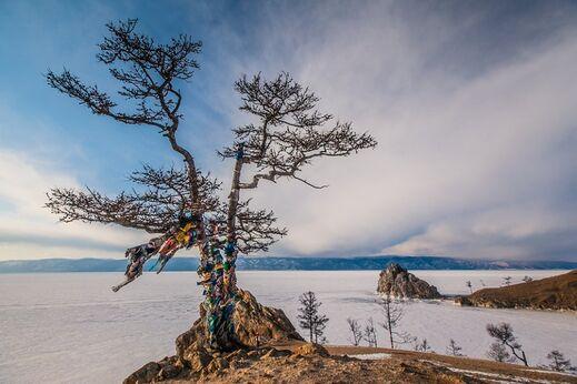 Краски северного Байкала