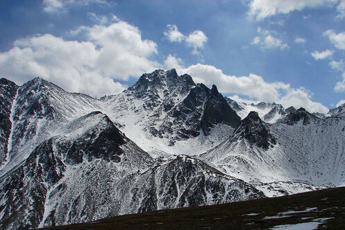 Горный тур на Мунку-Сардык