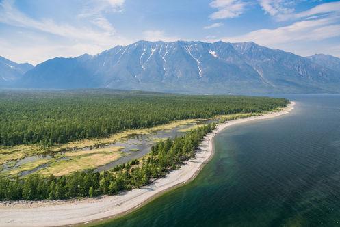 Настоящий север Байкала
