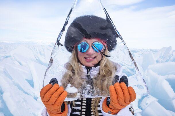 8-е марта на Байкале