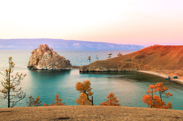 Фототур Байкальское золото 2021