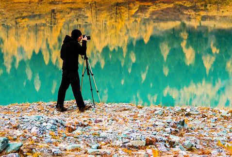 Фототур Байкальское золото 2020