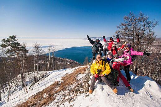 Новый год на Байкале 2021