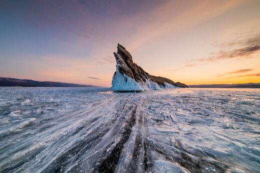 Корпоративный лед 2022
