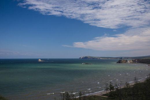 Два берега Байкала