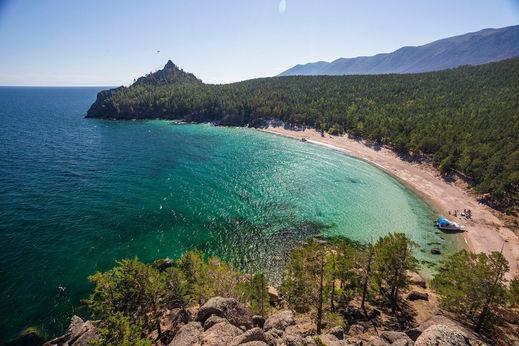 Райские уголки Байкала