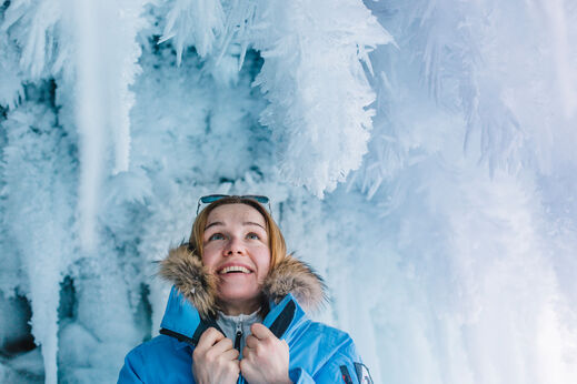 Байкальская ледяная сказка 2022