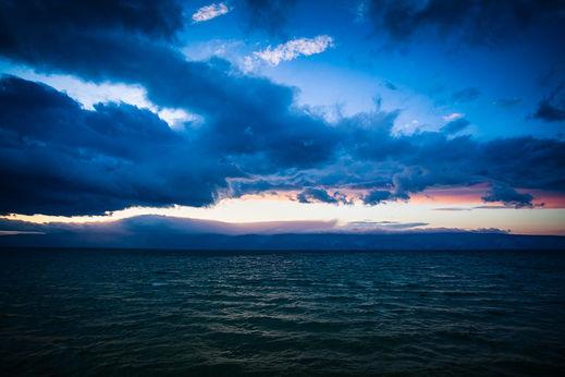 Дорога ветров. Паруса на Байкале.