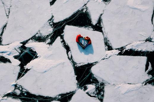 Жаркий. Чистый. Твой. 2020. Фототур на льду Байкала