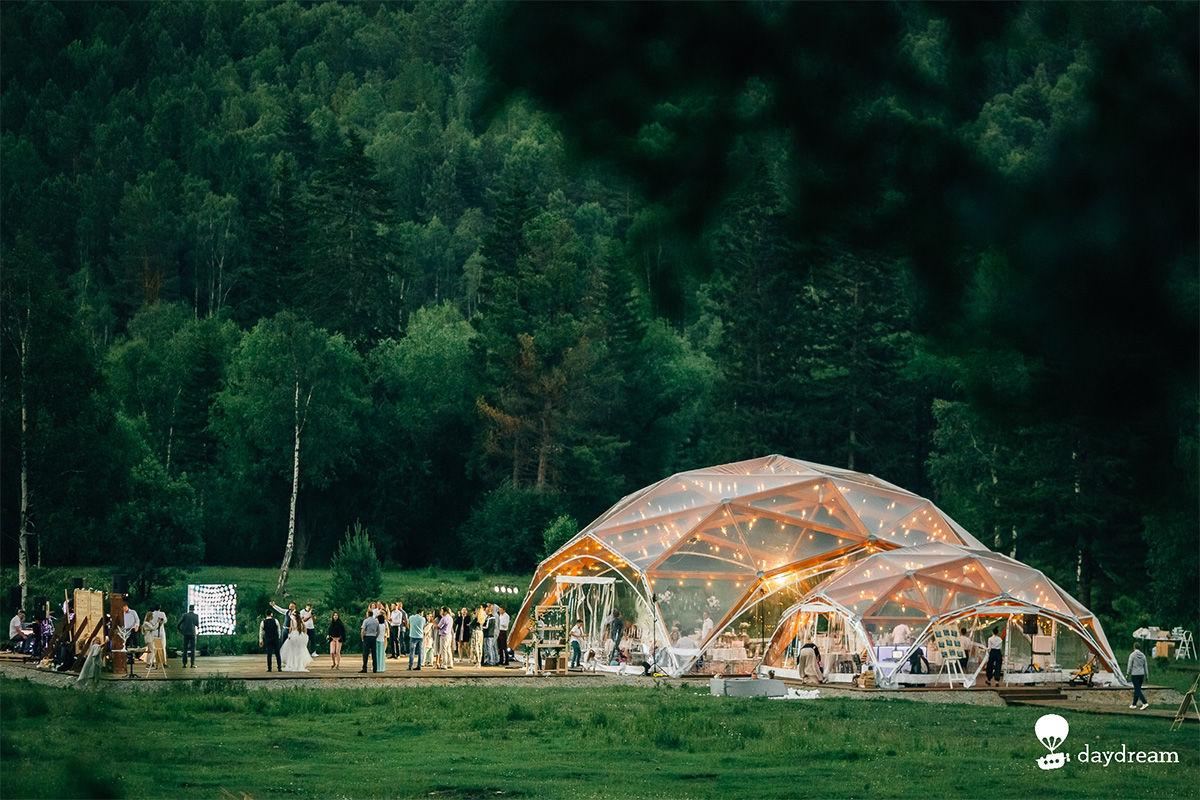 Хрустальный шатёр